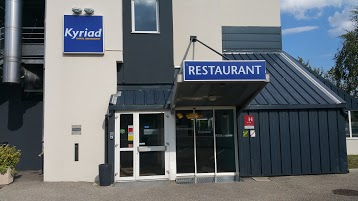 Hôtel-Restaurant Kyriad Lyon Sud - Givors