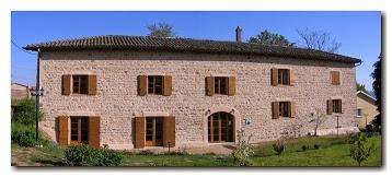 Maison d'hôtes en Beaujolais