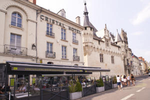 Logis Cristal Hôtel Restaurant